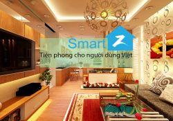 SmartZ Mở đầu cho xu hướng Smarthome mới
