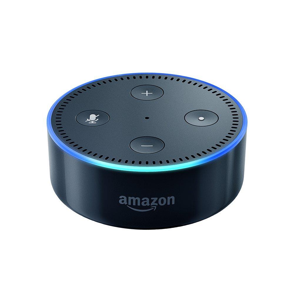 Trung Tâm Điều Khiển Bằng Giọng Nói Alexa Echo Dot