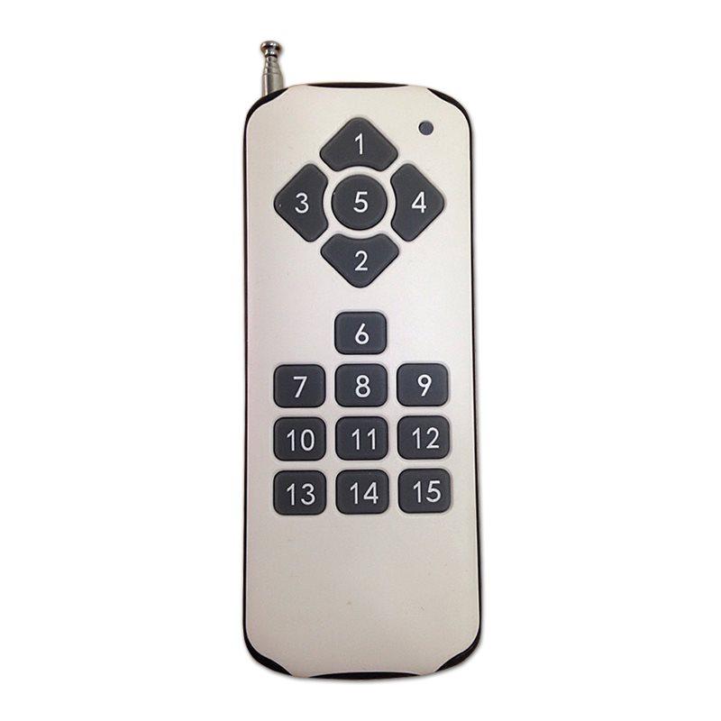 Remote Ngữ Cảnh Thông Minh 15 Nút RC535