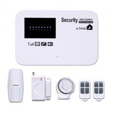 Bộ Báo Động Chống Trộm Dùng Sim GSM ĐTDĐ GS09